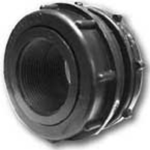 Bulkhead Fitting Polypropylene