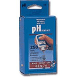 Aquarium Pharmaceuticals 6.0-7.6 pH Test Kit