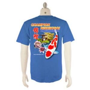 Logo T-Shirt 6th Annual Koi Event