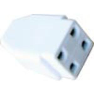 Aqua UV 4 Hole Lamp End Connector