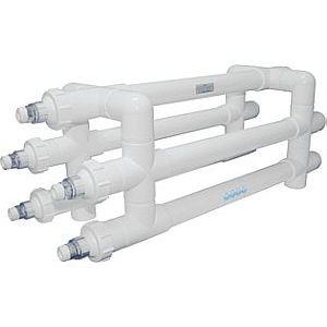 Aqua UV Sterilizer Unit 200 Watt - White